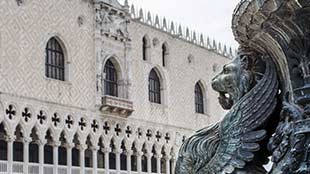 The Doge's Palace - Morning
